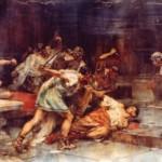 Vicente Cutanda La muerte de Sertorio