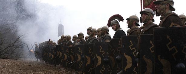 Imagen de la serie 'Roma' (HBO).