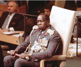 Idi Amin (GTRES)