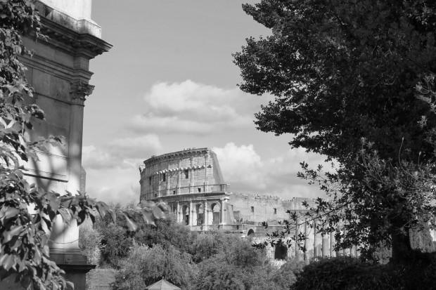 El Coliseo, de Roma (David Yagüe)