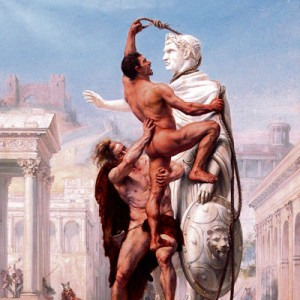 «Sylvestre Le Sac de Rome 1890 extrait» de Joseph-Noël Sylvestre - Sète