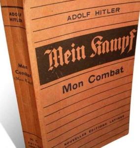 Edición del 'Mein Kampf' en francés (WIKIPEDIA)