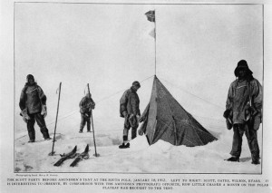 La expedición de Scott al Polo Sur (GTRES)