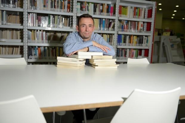 Jesús Hernández, fotografía cedida por el autor.