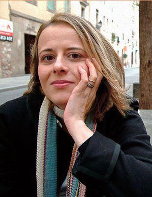 La escritora Anna Casanovas (imagen de su web)