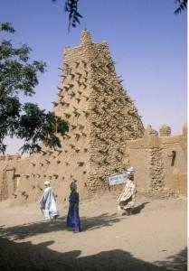 Muralla de Tombuctú (Mali) (GTRES).