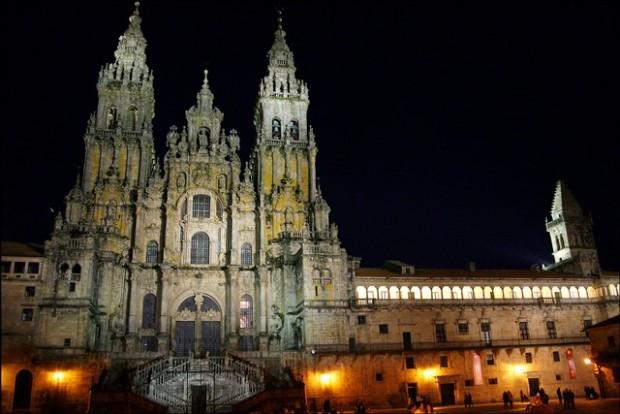 Catedral de Santiago de Compostela (GTRES)