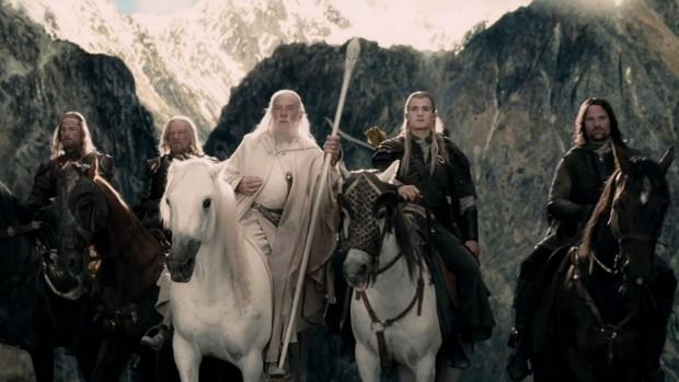 Fotograma de 'El señor de los anillos: Las dos torres'