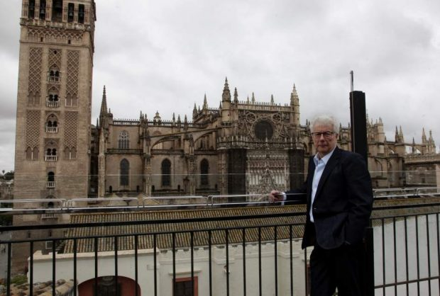Ken Follet, en Sevilla(Penguin Random House Grupo Editorial)
