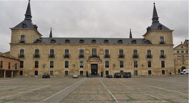 Palacio Ducal de Lerma (actual Parador) (WIKIPEDIA)