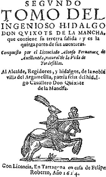 Porta del Quijote de Avellaneda (WIKIPEDIA)