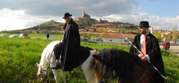 Caballada de Atienza (© Jesús Casas)