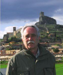 Antonio Pérez Henares en Atienza (© Jesús Casas)