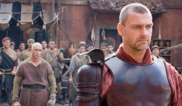 Fotograma de la serie Roma (HBO).