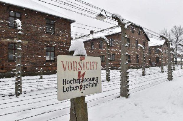 Campo de Birkenau ( EFE)