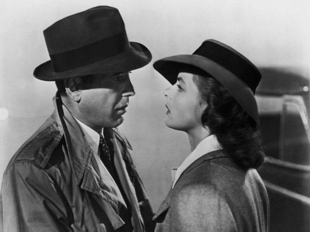 Fotograma de Casablanca.
