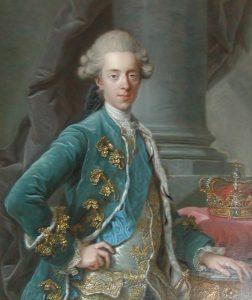Cristian VII de Dinamarca (WIKIPEDIA)