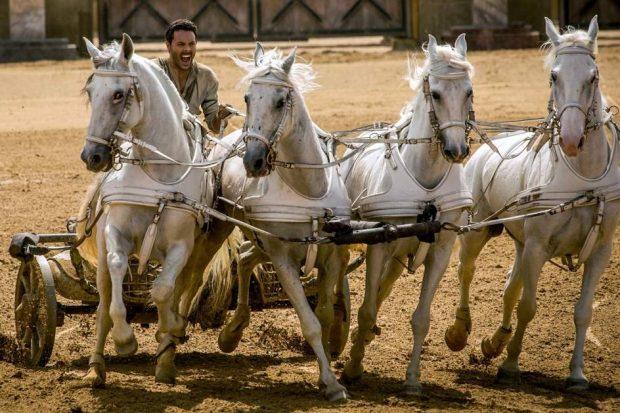 Fotograma de 'Ben-Hur' (PARAMOUNT)
