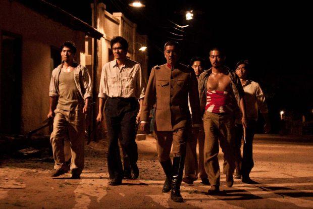 Fotograma de la película brasileña Coraçoes Sujos (2012) que narra este suceso.
