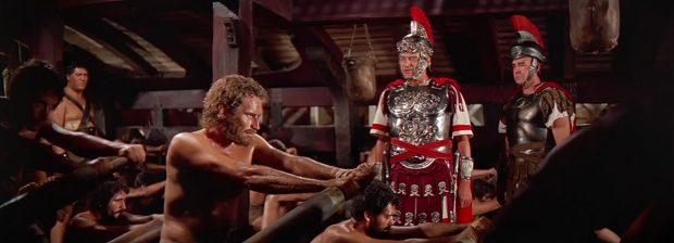 Fotograma de la 'Ben-Hur' de 1969 (MGM)