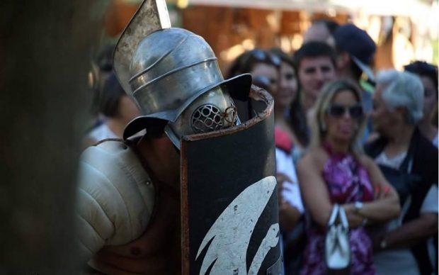 Gladiadores (Grupo de Recreación del Certamen Internacional Ciudad de Úbeda)