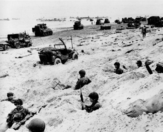 Desembarco de Normandía (GTRES)