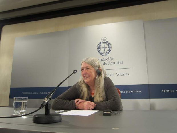 Mary Beard (EUROPA PRESS)