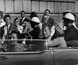 Kennedy, el día de su asesinato en Dallas (GTRES)