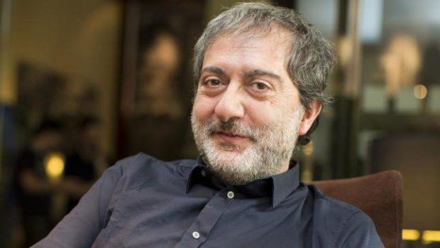 Javier Olivares (Foto cedida por el Certamente Internacional de Novela Histórica de Úbeda).