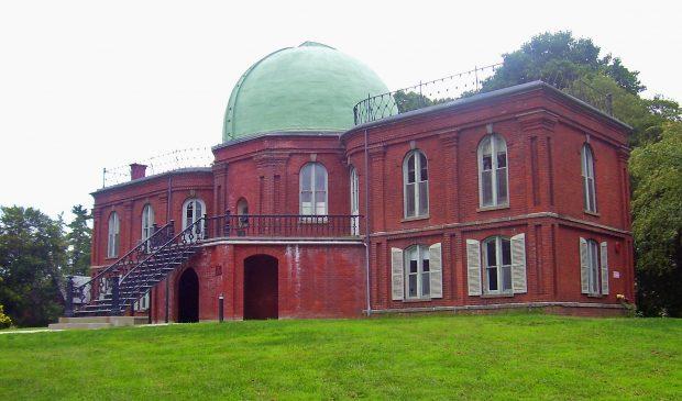 Observatorio del Vassar College (DANIEL CASE / WIKIPEDIA)