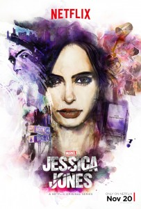 Póster de 'Jessica Jones'