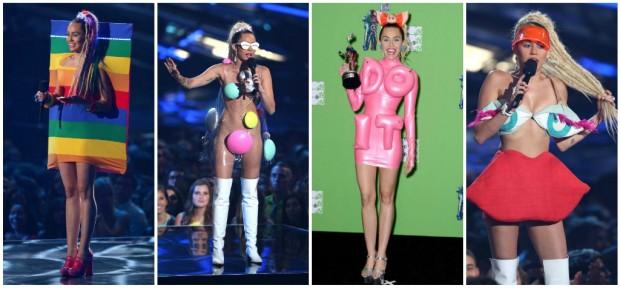 Miley Cyrus derrochando tanto estilo como la Preysler en un anuncio de Ferrero Rocher
