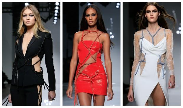 Abre Versace. GTRES