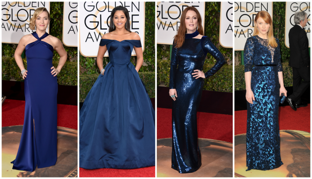 Kate Winslet, Gina Rodríguez, Julianne Moore y Bryce Dallas