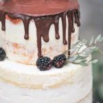 Drip cake con olivo. Esta tarta está más a la moda que toda la Paris Fashion Week. INSTAGRAM