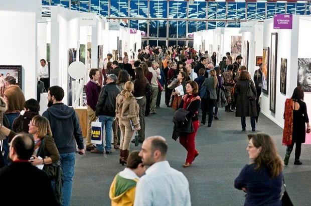 Feria en Madrid. WIKIMEDIA
