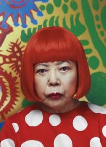 Yayoi Kusama. TUMBLR