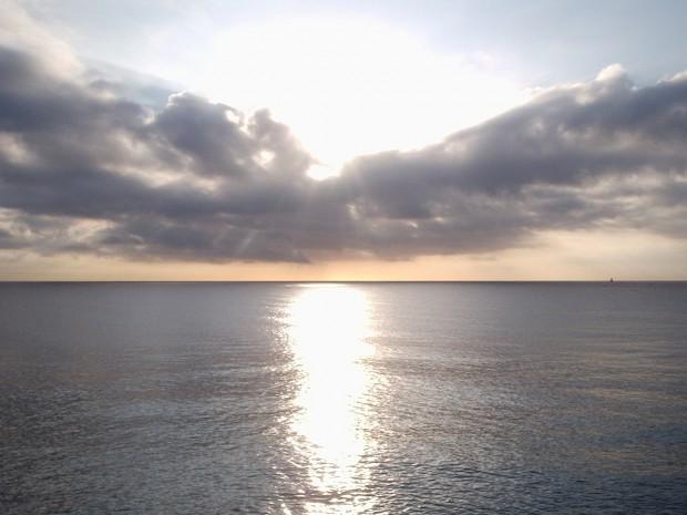 Mar en calma. WIKIMEDIA