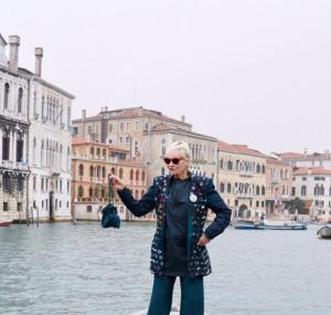 Vivienne Westwood. INSTAGRAM