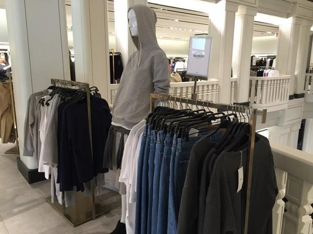 La hipocres a de la colecci n unisex ungendered de zara for Burras para ropa