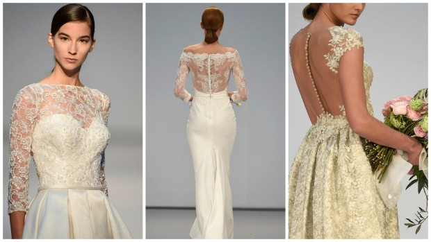 Vestidos de novia de Hannibal Laguna. Ganas de casarse en 3...2 4cd55bb983cd
