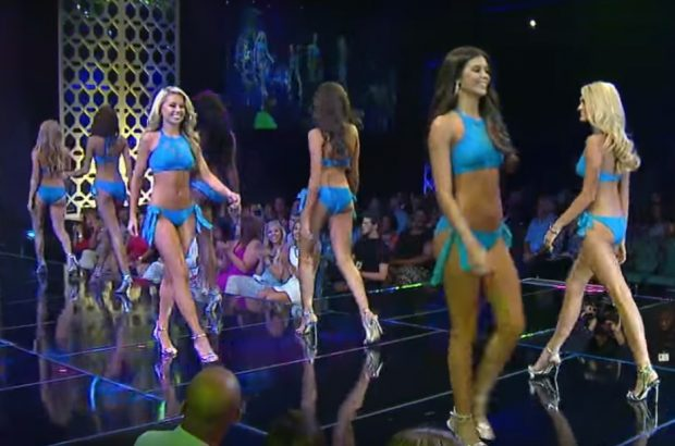 Miss Teen USA. YOUTUBE