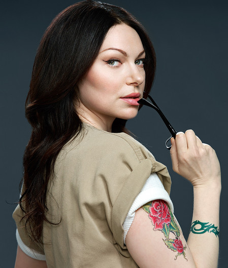 Alex Vause. TUMBLR