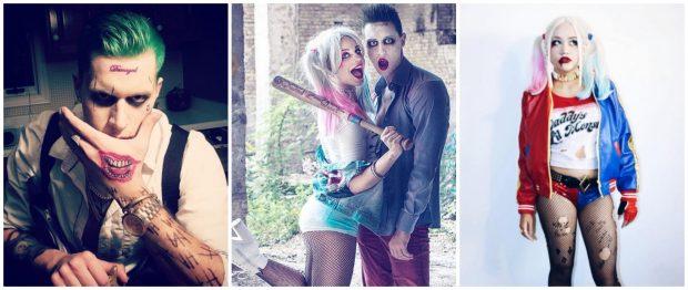 Joker y Harley Quinn- INSTAGRAM