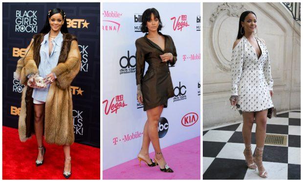 Rihanna. GTRES