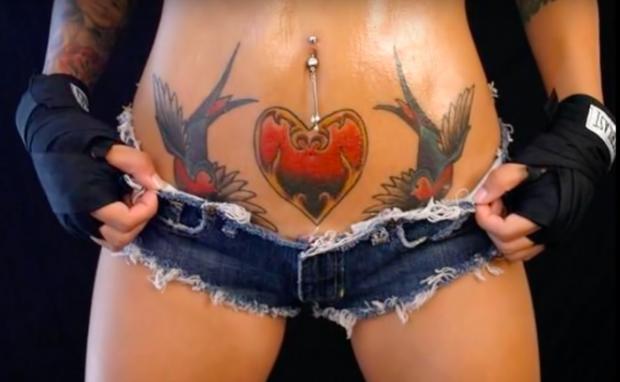 Tatuajes Para Tapar Las Estrías Mara Viste Y Calza