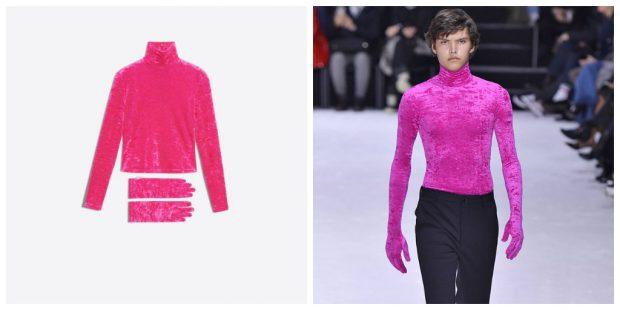 d63bf8c0bc12 Las prendas de la nueva colección de Balenciaga que te puedes hacer en casa