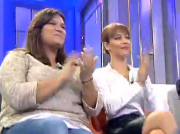 Irene Blasco y Lara de Miguel en QTTF