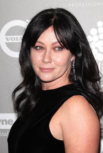 Shannen Doherty en la gala Baby2Baby, el pasado 14 de noviembre