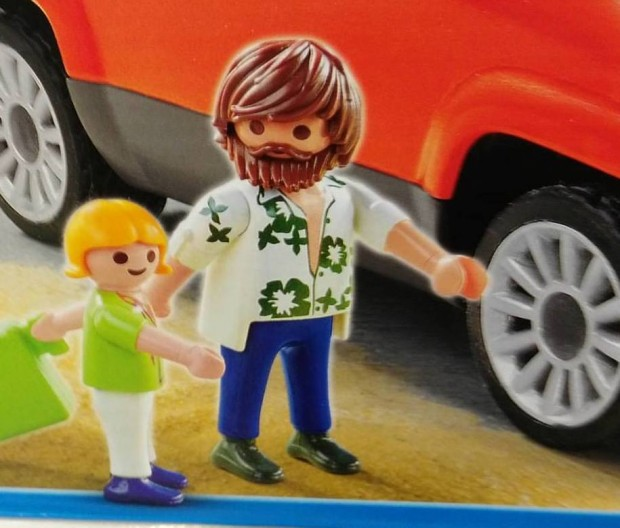 Playmobil Hipster